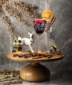 聖誕特別菜式-葡萄熱酒