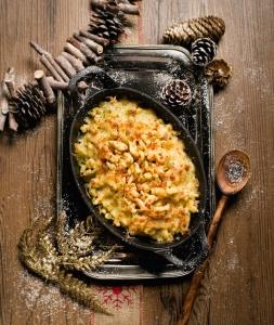聖誕特別菜式-德國手工麵