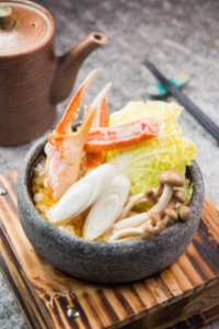 Kira - Winter Hokkaido Seafood Snow crab  Vegetable Porridge