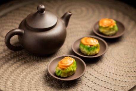 Pearl Dragon - Pork Dumplings with Crab Meat