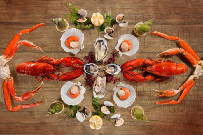 Seafood Feast 1