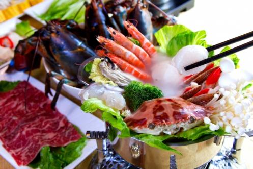Ying - Premium Seafood Hotpot Menu